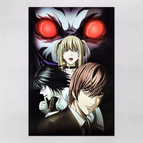 Poster 40x60cm Animes Death Note