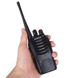 Radio Baofeng Walkie Talkie Uhf 400-470mhz Seguridad Comunic