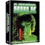 Box O Incrível Hulk 1a Temporada Completa 4 Discos Original