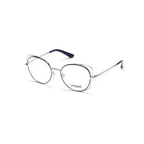 Óculos De Grau Feminino Redondo - Vogue Vo4068 5059 Original. R  329 09218ea8d6