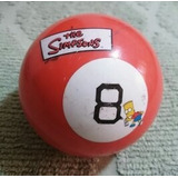 Los Simpsons - Magic 8 Ball (2002) - Edicion Limitada
