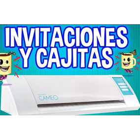 + 600 Invitaciones, Cajitas,y Mas. Silhouette Cameo