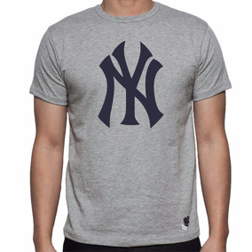 Playeras Buga Cavernicola Mlb Yankees Mets Dodgers Red Sox