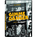Gimme Dnger Story Of Stooges By Jarmusch Importado Dvd Nuevo