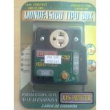 Protector De Voltaje Monofasico 220v Toma-cable