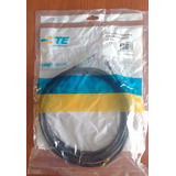 Patch Cord Amp Cat6 1.8 Metros 6 Pies Negro Tyco Electronics