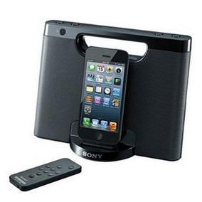 Sony Rdp-m7ipn Lightning Iphone / Ipod Base De Altavoz Port