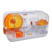 Habitrail Cristal Jaula Nueva Hamster Raton Con Accesorios