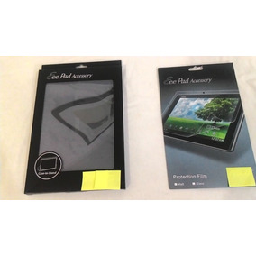 Capa P/ Tablet Asus 10,1 Polegadas + 2 Peliculas Originais