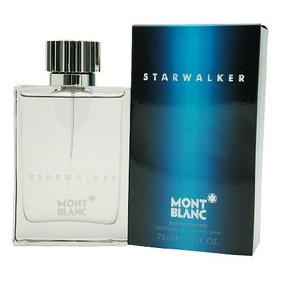 Perfume Masculino Starwalker Montblanc 75 Ml Lacrado Origi