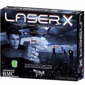 Jogo De Combate Arma Laser X Blaster Com Colete Sunny 1414