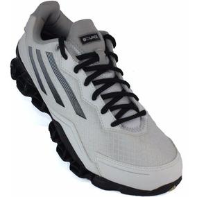 Tênis adidas Az Bounce Treainer Bran/pret(novo E Na Caixa)
