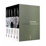 Box Coleção Ditadura (5 Livros) Elio Gaspari
