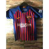 Camiseta Barcelona Niños