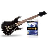 Guitar Hero Live Ps3 Con Su Juego.