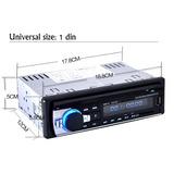 Radio Carro Bluetooth Sonido Usb Mp3 Fm Aux 260w 4 Salidas A