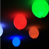 Balão Luminoso De Led Kit C/20uni Festa & Anivers Casamento