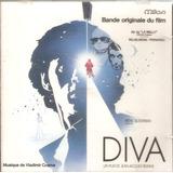 Cd Bande Originale Du Film - Diva - Importado - Semi Novo***
