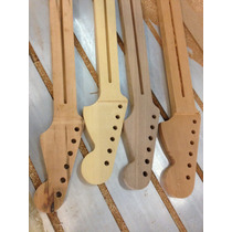 Braços Guitarra Modelo Fender Semi Acabados