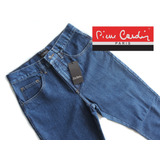 Calça Jeans Masculina Pierre Cardin Original Tradicional 547