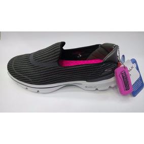 Regalo Dia De Madre Zapatos Skechers Mujer Dama Go Walk 3