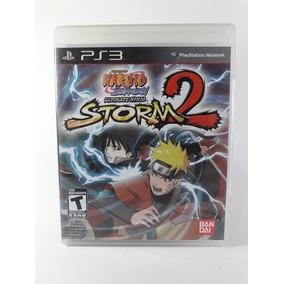 Jogo Naruto Shippuden Ultimate Ninja Storm 2 Ps3 Seminovo
