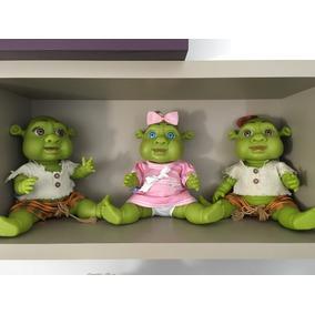 Bonecos Bebêzinhos Do Shrek