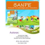 Test Banpe Bateria Neuropsicologica Preescolares Promo 3x2