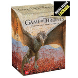 Box Dvd Game Of Thrones 1° A 6° Temporada Original Lacrado