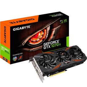 Placa De Video Geforce Gigabyte Gtx 1070ti 8gb Tienda 4