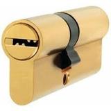 Cilindro De Cerradura Seguridad Inviolable (llaves Planas)