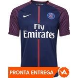 Camisa Nike Psg Paris Saint Germain Home 2018 Pronta Entrega