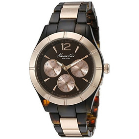 Reloj De Acero Inoxidable Kc0003 Clásico De Kenneth Cole Ne