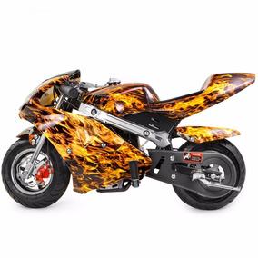 Motos deportivas para ni os de gasolina en mercado libre for Cuanto cuesta pintar una moto