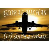 Passagens Aéreas Em Milhas - Economize!