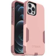 Funda Otterbox Commuter iPhone 12/12 Pro Rosa