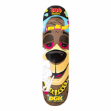 Tabua Skate Shape Dgk Original Bob Johnson 8.0