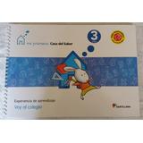 Libro Casa Del Saber, 3 Años, Santillana