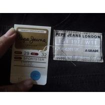 Pepe Jeans T 28 Originales Y Blusa Ragged