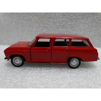 Chevrolet Veraneio - História Dos Carros Brasileiros - 1:43