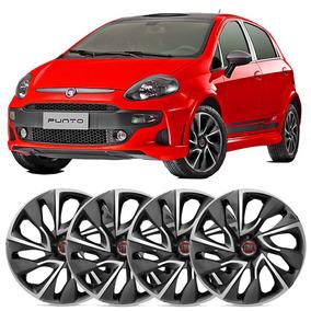 Calota Aro 15 Ds4 Esportiva Fiat Punto 2013