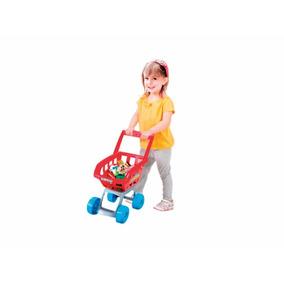 Carrito De Shopping Para Niños Motociclo
