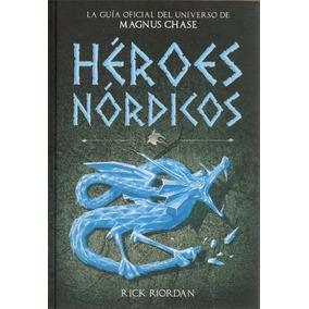 Libro: Heroes Nordicos ( Rick Riordan)