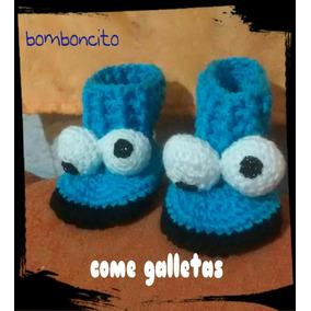 Zapatitos Tejidos - Comegalletas Tejido Crochet