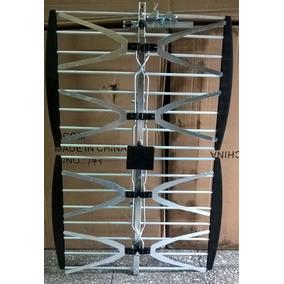Antena Exterior Para Tda - Tipo Parrilla - Super Reforzada