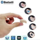 Bluetooth Mini Audífono Auricular Manos Libres Cualquier Cel