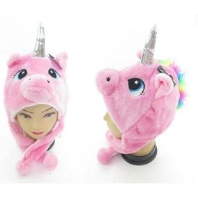 Gorro De Unicornio Para Niña $299