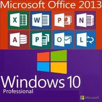 Office 2013 Pro Plus + Windows 10 Pro Chave Ativaçao Online