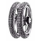 Cubierta 90 90 18 Y 275 X 18 Pirelli Ybr 125 Moto Vivac