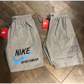 8b0534600aa41 Pantalonetas Nike Aaa - Ropa y Accesorios Gris claro en Mercado ...